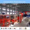 Terminar la cadena de producción para la máquina de fabricación de ladrillo del cemento con el PLC de Siemens