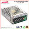 15V 3.4A 50W Minischaltungs-Stromversorgungen-Cer RoHS Bescheinigung Ms-50-15