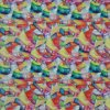 Oxford 600d Flower Printing Polyester Fabric (KL-23)