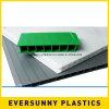 Feuille creuse Re-Useble en plastique blanche de pp pour le paquet d'industries