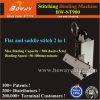 Tempo de 50-100Boway/minuto note book sela lateral eléctrico de livreto lombada do Fio
