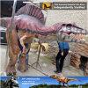 Traje del dinosaurio que camina