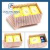 Todos los tipos de embalaje de regalo de tamaño de la caja de papel (CMG-PGB-078)