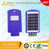 Le tout dans un éclairage intégré 20W conduit Rue lumière solaire (SSL-R20)