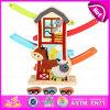2015 Kids novo Toy Car Slide, Toy Car Wheels com Twoo Wheels para Children, Educational Toy Car Slide para Baby W04e026