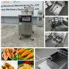 Het Restaurant van het snelle Voedsel gebruikte de Elektrische Braadpan van de Druk van de Machine Chickenfrying (pfe-800)