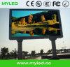Signe de SMD P10 LED, signe extérieur de LED, panneau-réclame de LED