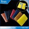 Cajas al por mayor de la carpeta del cuero del teléfono móvil de Veaqee para Samsung S7