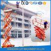 Échafaudage de levage hydraulique avec du CE