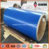 Bobina di alluminio del pannello a sandwich del rivestimento blu materiale decorativo di Ideabond