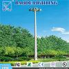 los 25m con la alta iluminación poste del mástil de 10PCS 1000W HPS
