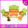 다채로운 DIY Wooden Children Puzzle Furniture Set, Children W03b037를 위한 Best Selling Wholesale Wooden 3D Puzzle