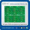 이중 면 무연, OSP 의 HASL 두꺼운 회로판 알루미늄 LED PCB 제조자