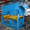 Separador que criba de la máquina de la minería aurífera del placer