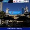 Indicador de diodo emissor de luz ao ar livre elevado da definição P10 para anunciar