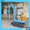 L'arracheuse hydraulique 2300kg Mini-excavatrice à chenilles pour la vente