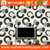 Moderner Entwurfs-Großverkauf-Tintenstrahl-Drucken-Tapete wasserdicht
