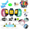 3G WiFi Kamera-Kinder/Kind GPS-Verfolger-Uhr mit Multi-Sprachen