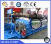 W11-12X3200 Tipo Mecânico de laminagem e máquina de dobragem