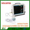 Équipement médical moniteur patient Mslmp06 de multiparamètre de 12.1 pouces