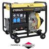 4kw redditizio Three Phase Diesel Generator (BM6500EW)