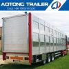 3 Wellen-Aluminiumschwein, das Vieh-Schlussteil transportiert