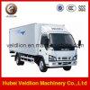Isuzu 600p 7 Ton Van Truck, camion del frigorifero