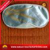 安いポリエステルEyemaskの使い捨て可能な装飾的な目マスク航空会社Eyemask