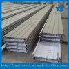 Il tetto ondulato del metallo riveste gli strati della lega del manganese del magnesio di Al