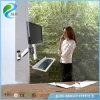 Canalización vertical de aluminio del monitor del precio de fábrica de Jeo Vesa75/100 Ws15