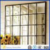 specchio di vetro decorativo smussato superiore 8mm di 2mm 3mm 4mm 6mm per il salone/specchi del salone