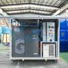 Gerador de ar seco comprimido para manutenção de transformadores