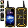 Smartphone extérieur de l'androïde 1920X1080 6.0 du faisceau 5 d'Octa de RAM du téléphone 4GB de la conquête S8  imperméables à l'eau raboteux