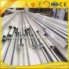 6063 6082 canal del aluminio de la dimensión de una variable de 6061 E