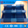Op zwaar werk berekende HDPE van de Opslag van het Pakhuis Plastic Pallet