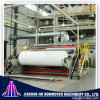 좋은 품질 2.4m PP Spunbond 짠것이 아닌 직물 감기 기계
