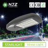 60W luminária de luz de rua LED de iluminação de estrada