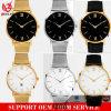 Diseño simple-792 Yxl Nombre personalizado de la banda de malla marca Men's Watch en el rostro marcado de números romanos