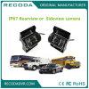 Fahrzeug 700vl hing Entsprechung CCTV-Nocken der Kamera-C801 IR den wetterfesten ein, der für Bus befestigt wurde