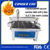 1300x2500mm acrílico Madeira 5.5Kw máquinas CNC