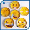 Piatto di dessert di ceramica sveglio del pranzo di Emoji per i capretti