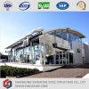 Negozio prefabbricato di vendite dell'automobile della struttura d'acciaio