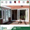 Portelli scorrevoli del patio resistente agli urti standard australiano di plastica del portello del PVC