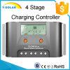 30A 12V/24V ZonneControlemechanisme met Statistieken de In real time van de Energie de max30A-EU