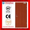 Porte coupe-feu en bois avec CE (CF-F019)