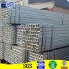 80X100m m Welded Carbon Steel Rectangular Tubes para Construction (JCGR-01)