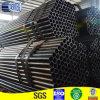 Soldado de carbono común 1 pulgadas de tubos de acero templado negro