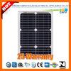 20W 156*156моно-кристаллических солнечная панель