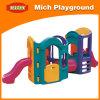 子供Indoor Plastic Slide Playground (1195C)