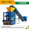Máquina de fatura de tijolo contínuo excelente da areia do cimento do desempenho Qt4-24